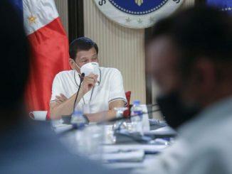 馬尼拉市長們希望從9月1日起繼續進行一般社區隔離GCQ