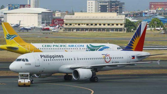 菲律宾航空和宿雾太平洋航空自8月1日起提供更多国际航班