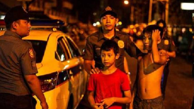 """菲律賓政府今日上午發布""""統一""""馬尼拉最新宵禁時間"""