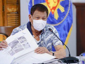 總統杜特蒂將於週一發布9月1日起最新菲律賓隔離政策