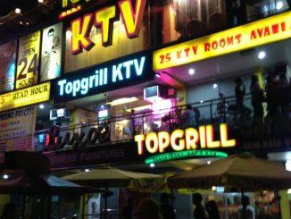 30名中國人在馬卡蒂Makati的KTV酒吧因違反社交距離被逮補