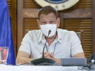 """總統發言人羅克Roque表示總統杜特蒂對延長任期""""不感興趣"""""""