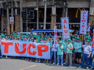 菲律賓工會理事會TUCP表示外國員工的工作許可批准將更加嚴格