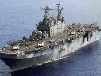 菲律賓與日本軍事合作正考慮從日本購買無人機等設備提升海上監控能力