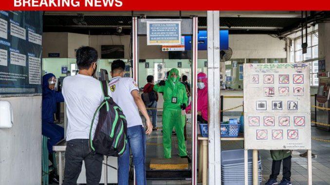 總統杜特蒂宣布至11月底菲律賓全國最新隔離規定