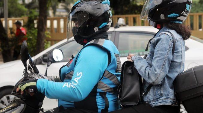 菲律賓Angkas等恢復摩托車載客服務,禁止共用安全帽