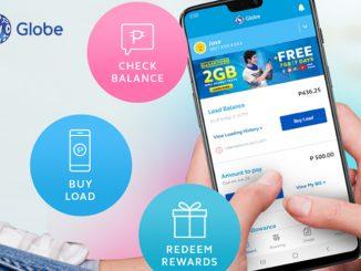 GlobeOne APP應用程式:查詢流量,餘額,到期日,儲值功能等好幫手