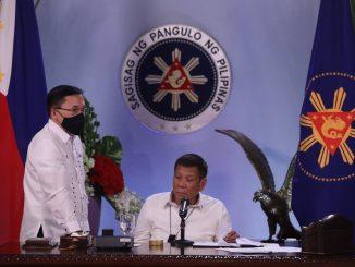總統杜特蒂宣布最新至12月底菲律賓全國隔離規定
