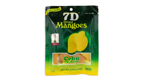 菲律宾「7D Dried Mangoes」验出含铅须回收 长期摄取可致神经受损