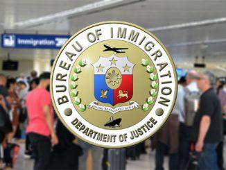 菲律賓移民局在機場攔截一名中國女子離境