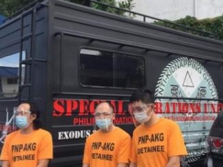 PNP-AKG救出一名遭綁架的博彩公司中國員工