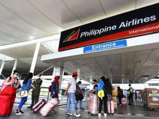 菲律賓NAIA國際機場增加國際旅客入境上限人數