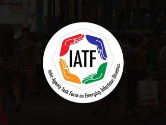 IATF規定Iloilo City到5月底升級為MECQ