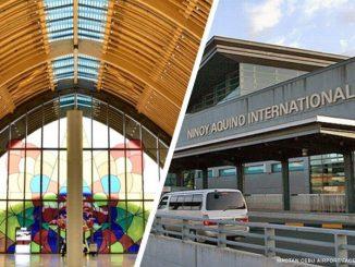 5月29日至6月5日宿霧國際機場的國際航班 將轉移至NAIA