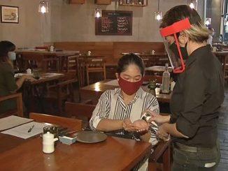 菲律賓政府開放MECQ中餐廳內用餐和美髮沙龍等服務