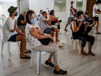 衛生部DOH表示IATF同意在菲外國人接種新冠疫苗