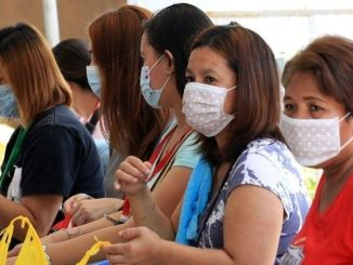 未正確配戴口罩者將面臨違法和逮補拘留處分