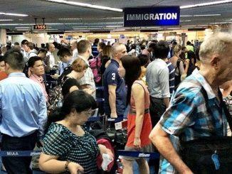 移民局提醒外國觀光旅客仍禁止入境菲律賓