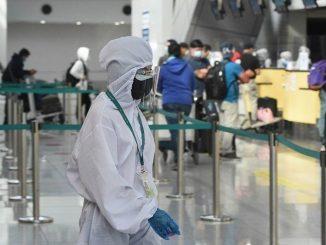 IATF規定入境旅客隔離第七天接受新冠檢測