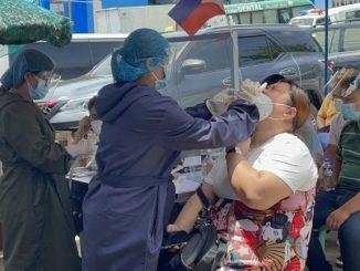 19名中國人出示偽造新冠檢測結果報告被捕