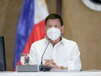 菲律賓杜特蒂總統表示不打疫苗者就送進監獄