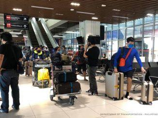 已注射疫苗旅客入境菲律賓將縮短隔離期