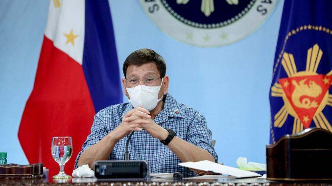 總統杜特蒂宣布6月菲律賓全國最新隔離規定