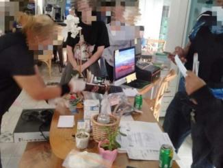 菲律賓警方逮補12名涉嫌信用卡詐騙中國人