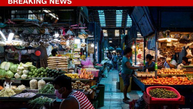 馬尼拉大都會區將實施加強社區隔離ECQ