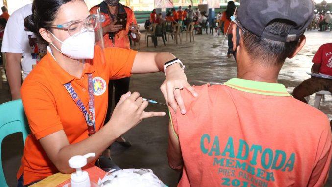 8月菲律宾将发行国际旅行使用的疫苗证书