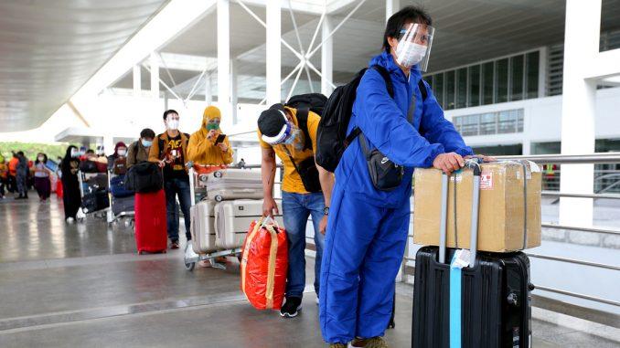 菲律賓延長8個國家的旅行限制至7月31日