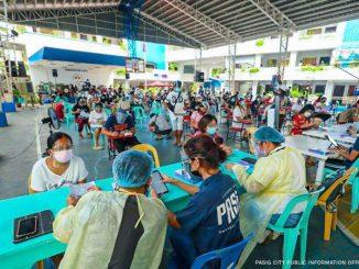 衛生部公布菲律賓今日確診突破有史以來新高