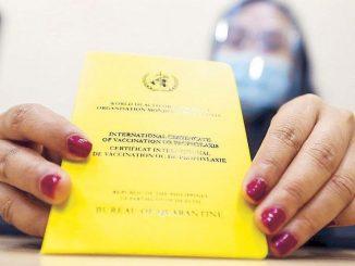 在菲律賓如何申請國際疫苗接種證明ICV