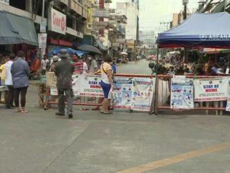 菲律賓政府宣布到9月15日馬尼拉更改隔離等級