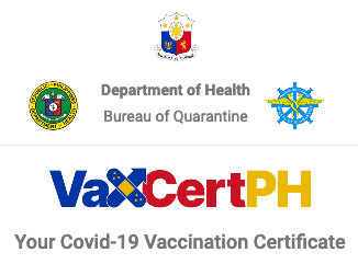 VaxCertPH新冠數位證明將在4個地區推出