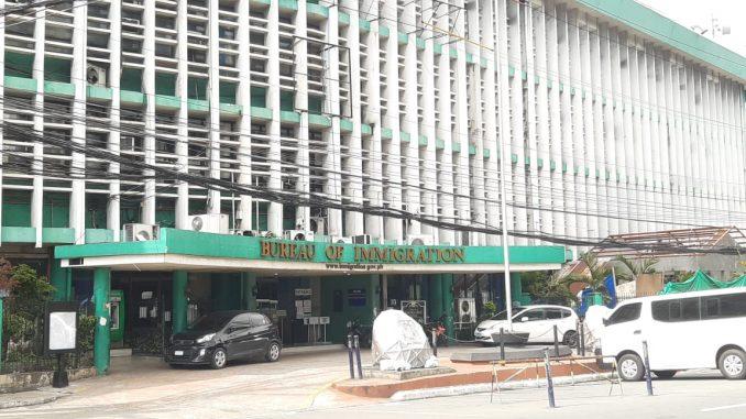 移民局BI允許在菲逾期居留外國人延長時限