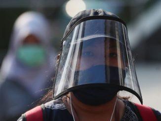 菲總統杜特蒂宣布即日起不需強制使用面罩