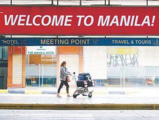 外國旅客目前尚未允許入境菲律賓